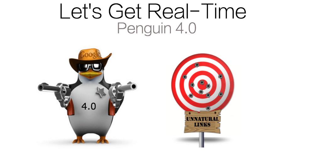 How to recover from Google Penguin 4.0 ?