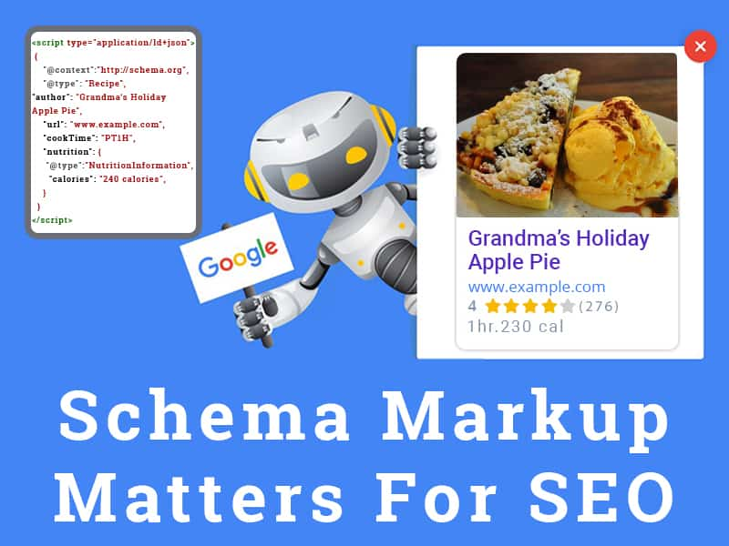 Get Ahead Of The Game With Schema Markup